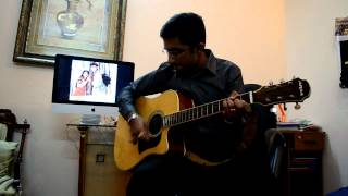 papa kehte hain(actor-AMIR KHAN/JUHI)(movie-QSQT)(easiest BOLLYWOOD song@guitar)
