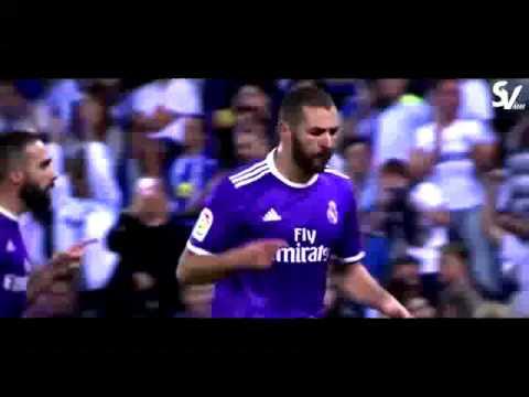 Karim Benzema ● 2016-2017 Goals Skills &...