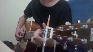 Phố Đêm. guitar cover Nguyễn Hồng Việt