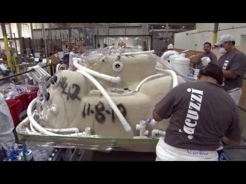 Watch how a Jacuzzi spa is made - BrandmadeTV