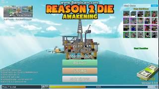 Roblox: Razón 2 morir juego / me-a cuerpo aplastar / Primer video nunca