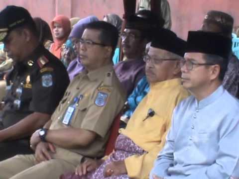Bupati Lantik Pengurus Lembaga Adat Melayu