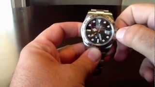 Rolex Explorer II - New Model Review