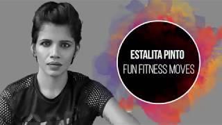 Estalita Pinto Zumba Workshop