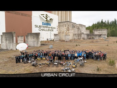 Late Nights, Cool Hacks, and More Stories From the DARPA SubT Urban Circuit