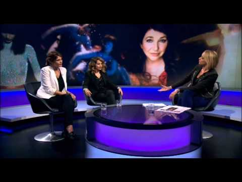 Kate Bush Concert BBC Newsnight 2014