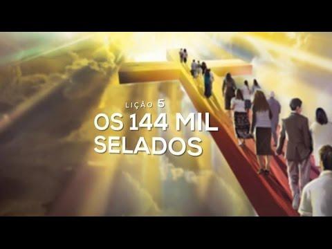 Bíblia Fácil Apocalipse - Tema 5 - Os 144 Mil Selados