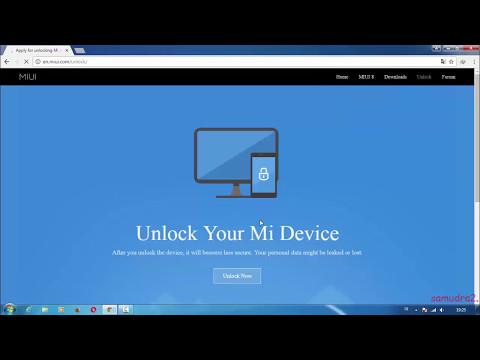 [TUTORIAL LENGKAP] Cara UNLOCK BOOTLOADER Xiaomi. Dari Registrasi Sampai Unlocknya