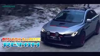 Митсубиси Лансер 10 Раллиарт - Реальный Тюнинг Интерьера | 2018 Mitsubishi Allroads Ronin