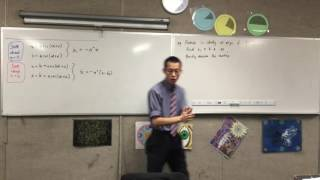 Motion as Functions of Displacement (1 of 2: Why it matters)