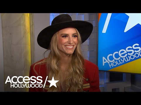 'The Voice's' Stephanie Rice On Her Emotional New Single 'Let Me Go' | Access Hollywood