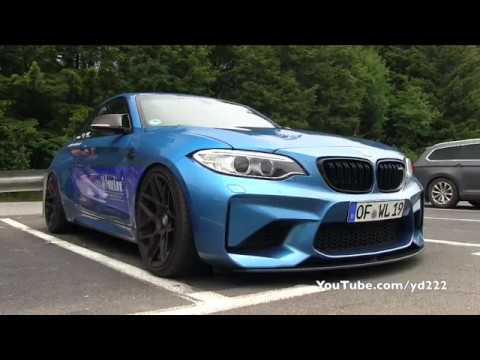 bmw m2 w remus exhaust downpipe loud sound youtube. Black Bedroom Furniture Sets. Home Design Ideas