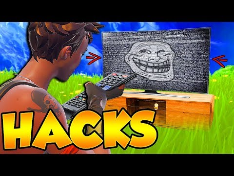 I used Hacks to Turn OFF TV in 1V1?! AIMBOT?