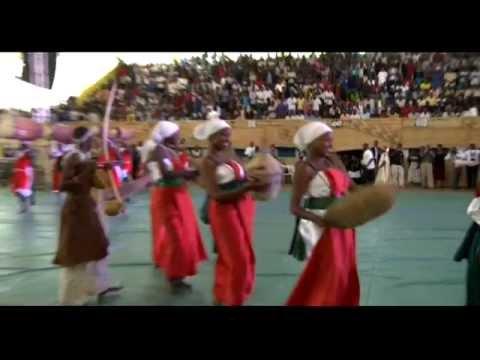 KIGALI: PREMIER FESTIVAL D'ART ET DE LA CULTURE DANS LE CADRE DE L'EAC