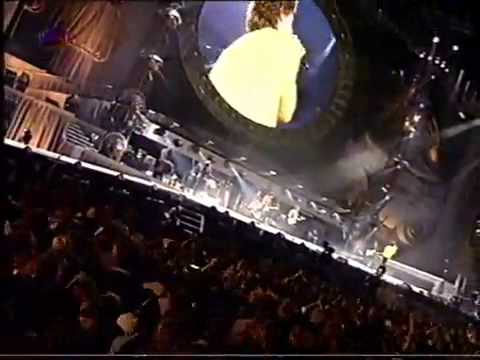 ROLLING STONES- PAINT IT BLACK LIVE- 1998 BRIDGES TO BABYLON TOUR