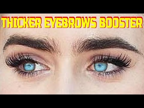 Thicker Eyebrows Booster Frequency - Binaural Beat plus Isochronics Special Beauty Series!