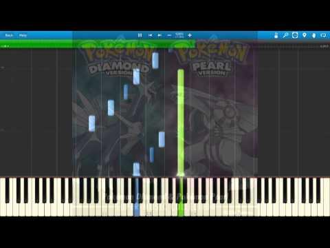 Pokemon D/P - Route 209 (Piano Arrangement) (Synthesia)