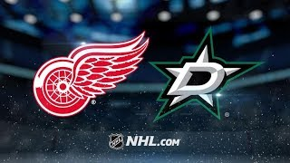 Breaking News | Detroit red wings fall to dallas stars - 11