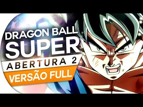 Abertura dragon ball super