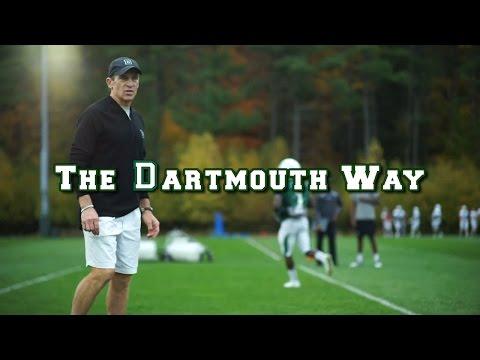 The Dartmouth Way - Drill Tape || Dartmouth Football