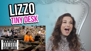 Vocal Coach Reacts to Lizzo Tiny Desk