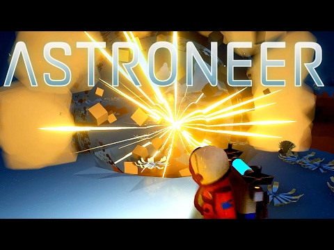 Get Astroneer - Crafting Dynamite and Blowing Things Up! - Let's Play Astroneer Gameplay Pics