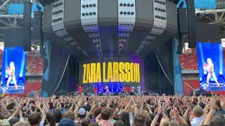 Zara Larsson - full concert in Moscow. 19.07.2019