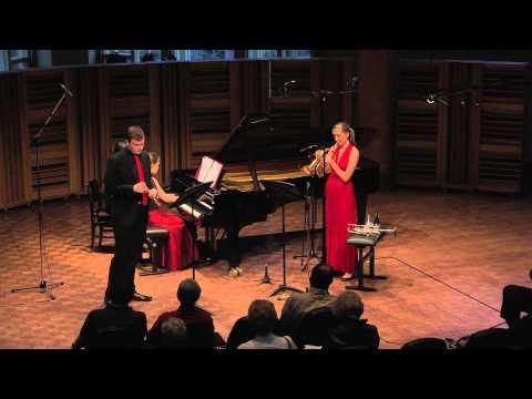 Croatian Trio by James Stephenson, Mvt. II