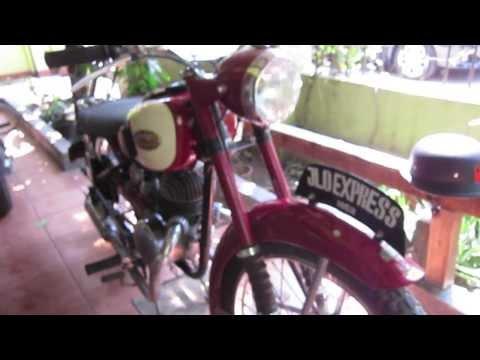 Radex JLO Express 175 1953 - Bandung Indonesia