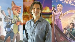 Disney Podcast - GUEST BYRON HOWARD, DIRECTOR ZOOTOPIA & TANGLED - Dizney Coast To Coast - Ep. 325