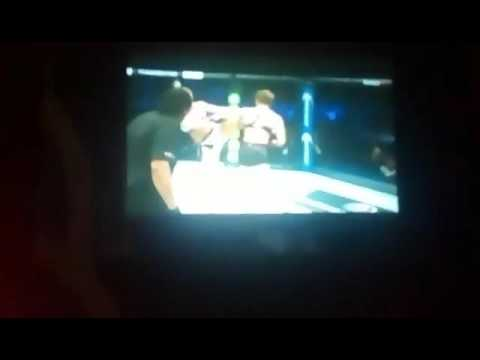 Rhonda Rousey vs. Holly Holms Route 66 Casino Reactions
