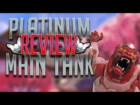 Jayne Reviews: Platinum Main Tank
