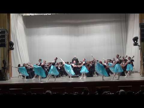 Венгерский танец  Губернаторский симфонический оркестр и ансамбль танца Сюрприз