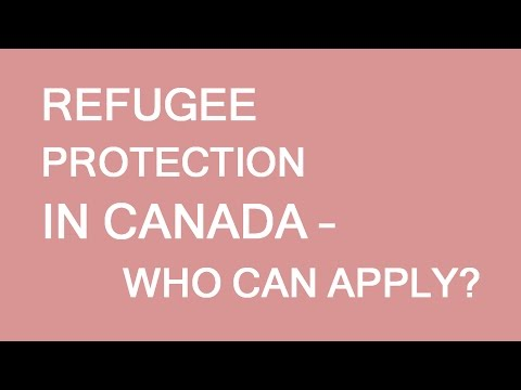 Who could apply for refugee status and how to do it? LP Group Canada