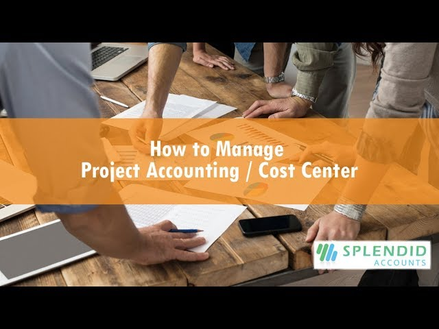 How to manage the Project Accounting / Cost Center with Transaction Group feature