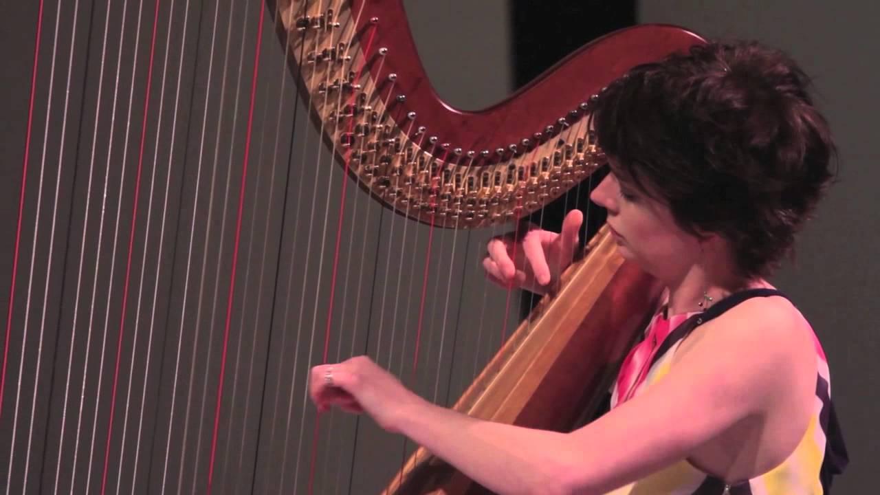 Catrin Finch | Clair De Lune | Madinat Theatre March 2013