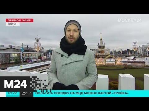 """""""Утро"""": какая погода ждет москвичей в ближайшие дни - Москва 24"""