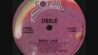 The Deele Body Talk.wmv