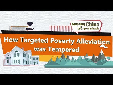 How targeted poverty alleviation was tempered
