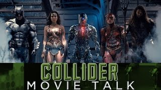 Justice League Images / Golden Globe Results - Collider Movie Talk