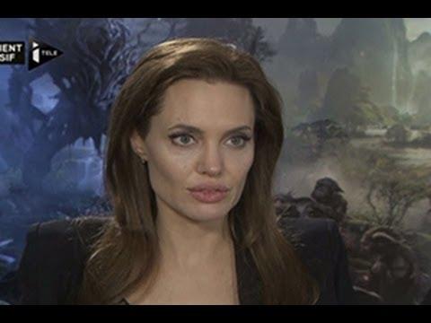 Jolie Muak Pada Penculikan Gadis di Nigeria