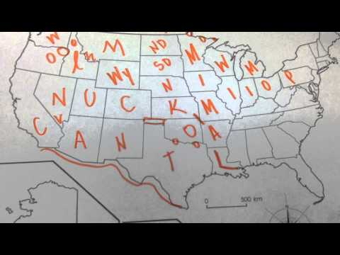Learn the 50 states with Ms. Alexander