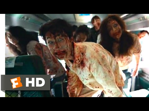 Train to Busan (2016) - Left to Die Scene (5/9) | Movieclips