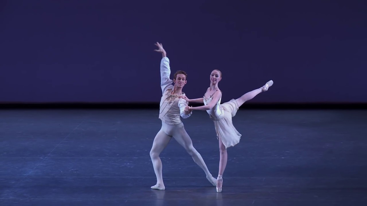 Teresa Reichlen on Balanchine's CHACONNE: Anatomy of a Dance