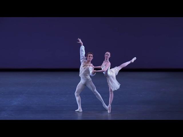 01dcb0ffe Teresa Reichlen on Balanchine's CHACONNE: Anatomy of a Dance. New York City  Ballet