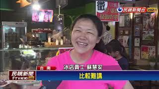 遊台南說英文嘛會通? 十年計畫拼完全雙語化-民視新聞