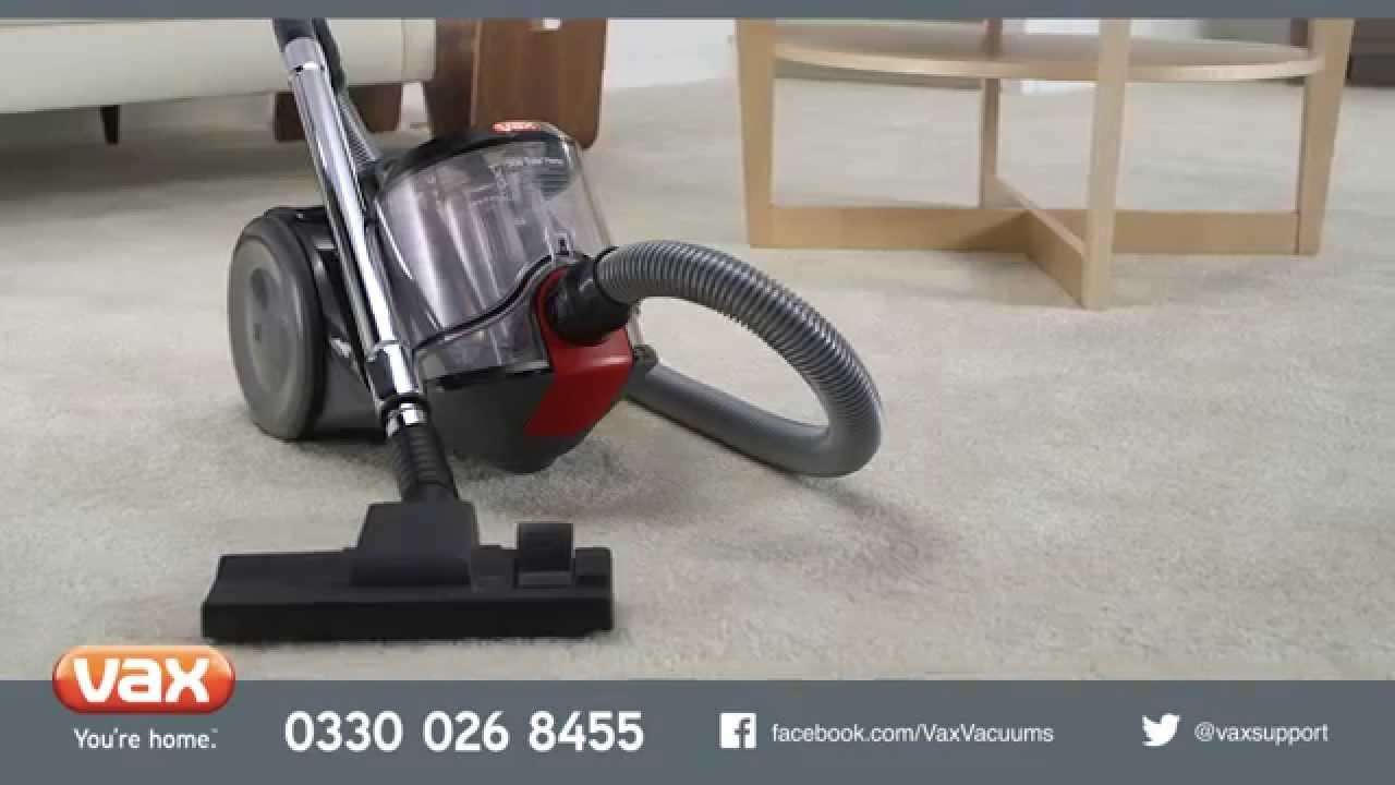introducing vax impact 306 cylinder vacuum cleaner range. Black Bedroom Furniture Sets. Home Design Ideas