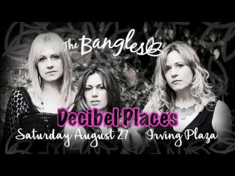 The Bangles live at Irving Plaza NYC 8/27/16