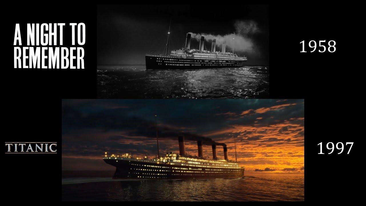 titanic 1958