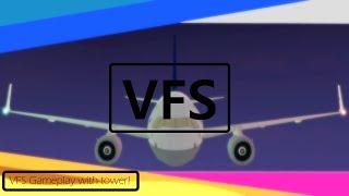 ROBLOX | Jogabilidade do VFS | A aviação chegou!